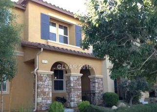 Foreclosure Home in Henderson, NV, 89044,  VIA FIRENZE ID: 6270832