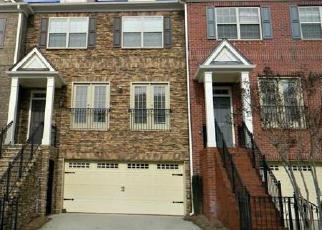 Casa en ejecución hipotecaria in Roswell, GA, 30075,  MANCHESTER WAY ID: 6271313