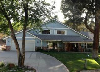 Casa en ejecución hipotecaria in Santa Clarita, CA, 91390,  AGUA DULCE CANYON RD ID: 6272508