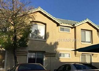 Casa en ejecución hipotecaria in Las Vegas, NV, 89110,  JAMIELINN LN ID: 6275373