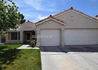 Casa en ejecución hipotecaria in Las Vegas, NV, 89123,  SERPENTINA AVE ID: 6275845