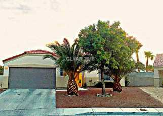 Casa en ejecución hipotecaria in North Las Vegas, NV, 89031,  MARITOCCA AVE ID: 6280477