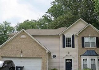Foreclosure Home in Mcdonough, GA, 30253,  GREENLAND DR ID: 6280554