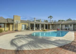 Casa en ejecución hipotecaria in Paradise Valley, AZ, 85253,  E MARLETTE AVE ID: 6283453
