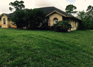 Casa en ejecución hipotecaria in Loxahatchee, FL, 33470,  69TH ST N ID: 6284399