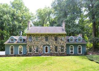 Foreclosure Home in Landenberg, PA, 19350,  MERCER MILL RD ID: 6284783
