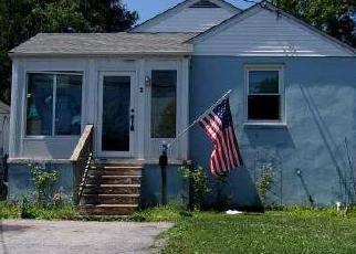 Casa en ejecución hipotecaria in Claymont, DE, 19703,  FRANKLIN AVE ID: 6284804