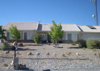 Casa en ejecución hipotecaria in Pahrump, NV, 89048,  MESCALERO AVE ID: 6286376