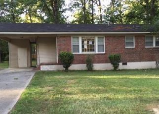 Foreclosure Home in Rome, GA, 30165,  ELLIOTT DR NW ID: 6288930