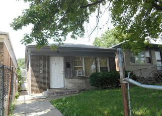 Foreclosure Home in Chicago, IL, 60609,  S WALLACE ST ID: 6289394