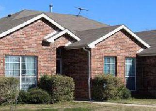 Casa en ejecución hipotecaria in Denton, TX, 76208,  GRASSY GLEN DR ID: 6291329