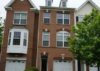 Foreclosure Home in Ashburn, VA, 20147,  TRAILS END TER ID: 6291555