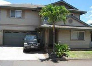 Casa en ejecución hipotecaria in Kapolei, HI, 96707, -831 MAKAKILO DR ID: 6291772