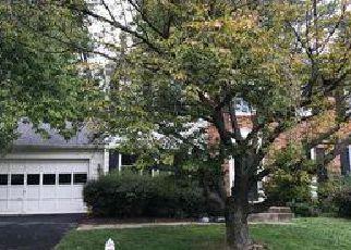 Casa en ejecución hipotecaria in Springfield, VA, 22153,  WHISPERWOOD CT ID: 6294603