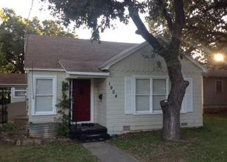 Foreclosure Home in Brownwood, TX, 76801,  VINCENT ST ID: 6296901
