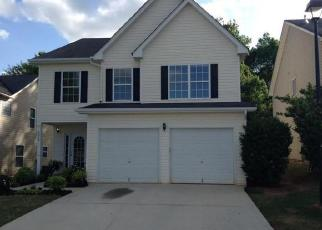 Foreclosure Home in Villa Rica, GA, 30180,  SUMMER BREEZE DR ID: 6297197