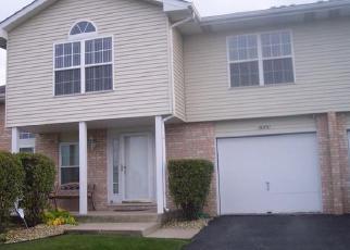 Casa en ejecución hipotecaria in Country Club Hills, IL, 60478,  VISTA DR ID: 6298509