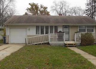 Casa en ejecución hipotecaria in South Holland, IL, 60473,  PARK LN ID: 6301944