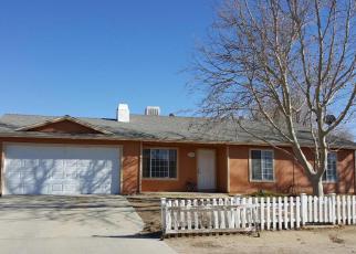 Casa en ejecución hipotecaria in Lancaster, CA, 93535,  168TH ST E ID: 6304295