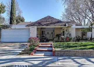 Casa en ejecución hipotecaria in Valencia, CA, 91355,  ROTUNDA RD ID: 6305000