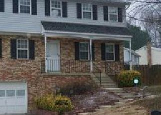 Foreclosure Home in Woodbridge, VA, 22193,  NOTTINGDALE DR ID: 6305692