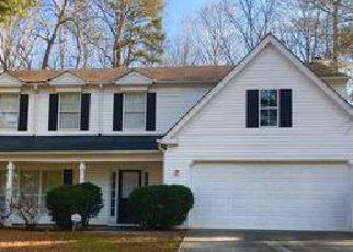 Casa en ejecución hipotecaria in Lawrenceville, GA, 30044,  CLEARWATER PL ID: 6306406