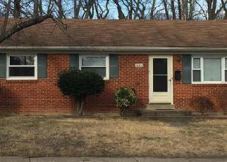 Foreclosure Home in Woodbridge, VA, 22193,  BELLEVILLE AVE ID: 6306524
