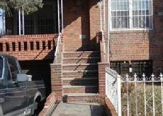 Foreclosure Home in Brooklyn, NY, 11203,  E 49TH ST ID: 6306702