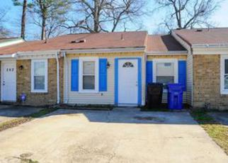 Foreclosure Home in Virginia Beach, VA, 23462,  PEREGRINE ST ID: 6306820