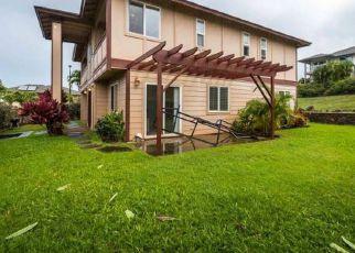 Casa en ejecución hipotecaria in Lahaina, HI, 96761,  KAHANA NUI RD ID: 6307397