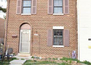 Casa en ejecución hipotecaria in Gaithersburg, MD, 20878,  W SIDE DR ID: 6308052