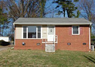 Casa en ejecución hipotecaria in Greensboro, NC, 27406,  BELLAIRE ST ID: 6308580