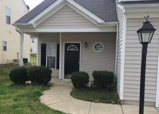 Foreclosure Home in Raleigh, NC, 27610,  WINSTON DIAMOND CT ID: 6309067