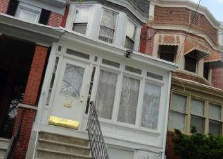 Foreclosure Home in Wilmington, DE, 19805,  S HARRISON ST ID: 6310953