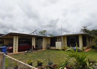Casa en ejecución hipotecaria in Waipahu, HI, 96797, -443 KAHUALENA ST ID: 6311186