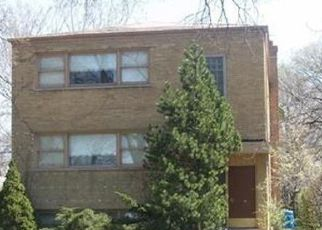 Foreclosure Home in Evanston, IL, 60202,  DODGE AVE ID: 6313444