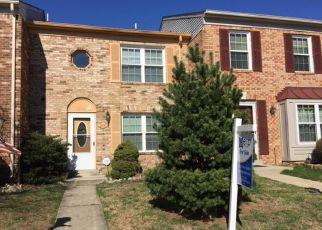 Foreclosure Home in Woodbridge, VA, 22193,  BOWES LN ID: 6314667