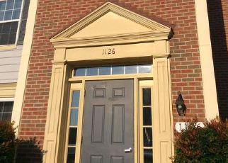 Casa en ejecución hipotecaria in Leesburg, VA, 20176,  HUNTMASTER TER NE ID: 6315252