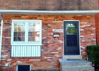 Foreclosure Home in Woodbridge, VA, 22193,  BARKSDALE ST ID: 6316048