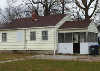 Casa en ejecución hipotecaria in Carroll Condado, IN ID: 6320334