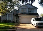 Foreclosed Home in SETON LAKE DR, Houston, TX - 77086