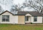 Foreclosed Home in S BOYCE DR, Ennis, TX - 75119