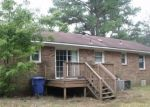 Foreclosed Home in DANIEL DR, Elm City, NC - 27822