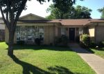 Foreclosed Home in COLONIAL DR, Garland, TX - 75043