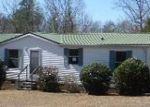 Foreclosed Home in EURIS SURRATT RD, Denton, NC - 27239