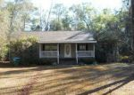 Foreclosed Home in MARIE CIR, Crawfordville, FL - 32327