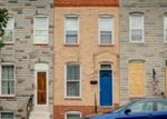 Foreclosed Home en DECATUR ST, Baltimore, MD - 21230