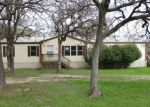 Foreclosed Home in HORSESHOE DR, Kingsland, TX - 78639