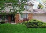 Foreclosed Home in BRADFORD CIR, Southfield, MI - 48076