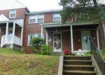 Foreclosed Home en NORTH HILL RD, Baltimore, MD - 21218